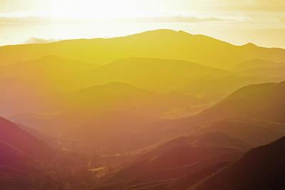 Photograph - Sunset Rancho Sierra Vista Satwiwa by Kyle Hanson