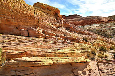 Photograph - Ship Of Sandstone In Valley Of Fire by Ray Mathis