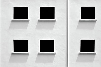 Photograph - Six Windows by Stuart Allen