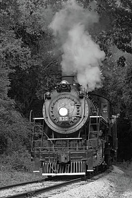 Photograph - Southern Railway 630 by Joseph C Hinson Photography