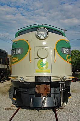 Photograph - Southern Railway 6914 C by Joseph C Hinson Photography