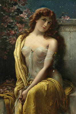 Photograph - Starlight by Emile Vernon