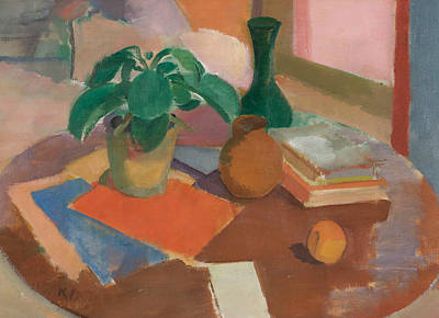 Painting - Still Life by Karl Isakson