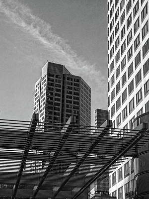 Photograph - Straight Lines And Blocks  by Hold Still Photography