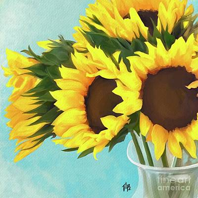 Painting - Sunny Days by Tammy Lee Bradley