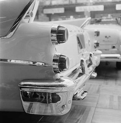Photograph - Tail Lights by Thurston Hopkins