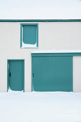 Photograph - Teal by Tim Gainey