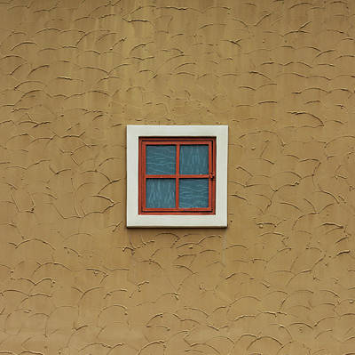 Texas Windows 3 Art Print