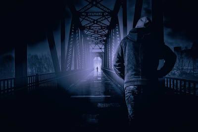 Photograph - The Bridge by Bob Orsillo
