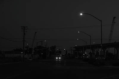 Photograph - The Intersection by Sawyer King Scott