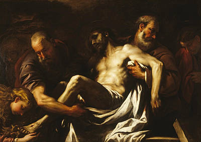 Painting - The Riches Of The Sea With Neptune, Tritons And Two Nereids by Luca Giordano