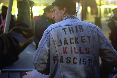This Jacket Kills Fascists Original