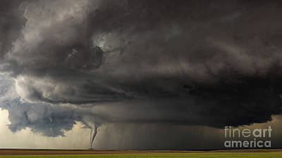 Photograph - Tornado by Patti Schulze