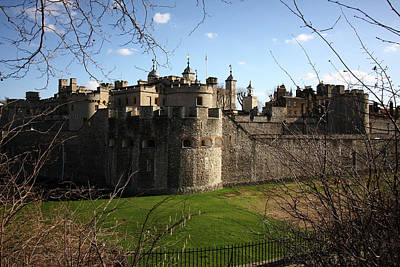Photograph - Tower Of London by Aidan Moran
