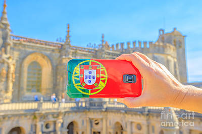 Photograph - Travel In Portugal by Benny Marty
