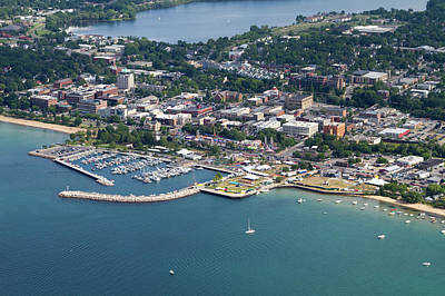 Photograph - Traverse City, Michigan by Ct757fan