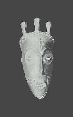 Mixed Media - Tribal Mask  by Love Art