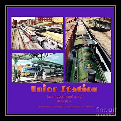All American - Union Station by David Neace
