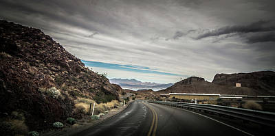 Photograph - Views At Lake Mead Nevada Near Hoover Dam by Alex Grichenko