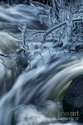 City Scenes - Water and Ice by Veikko Suikkanen
