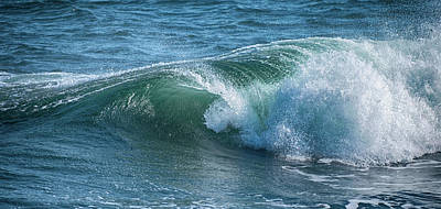 Photograph - Wave Action by Paul Mangold