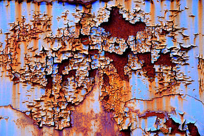 Photograph - Weathering Away by Paul W Faust - Impressions of Light