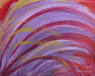 Painting - Wheat by Sarahleah Hankes