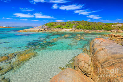 Photograph - William Bay National Park by Benny Marty