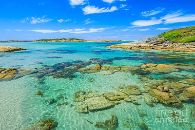 Photograph - William Bay Western Australia by Benny Marty