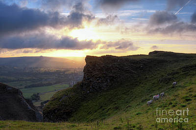 Photograph - Winnats Pass 10.0  by Yhun Suarez