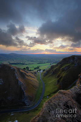 Photograph - Winnats Pass 6.0 by Yhun Suarez