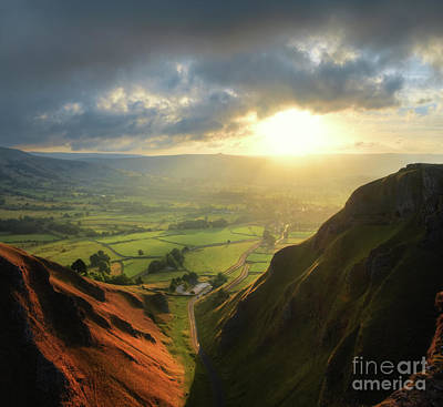 Photograph - Winnats Pass 9.0  by Yhun Suarez