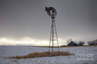 Photograph - Winter Light by Idaho Scenic Images Linda Lantzy