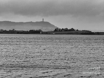 Photograph - Winter On Strangford Lough by Jim Orr