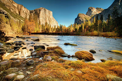Photograph - Yosemite National Park , California by Pgiam