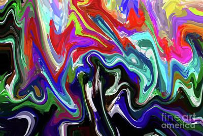 10-1-2008abcdefghijk Art Print