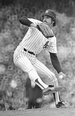 Photograph - New York Yankees by Ronald C. Modra/sports Imagery