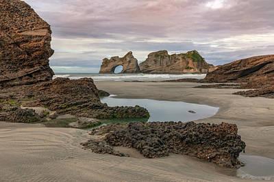 Photograph - Wharariki Beach - New Zealand by Joana Kruse