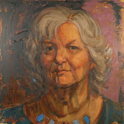Painting - 109 Paulette by Pamela Wilde