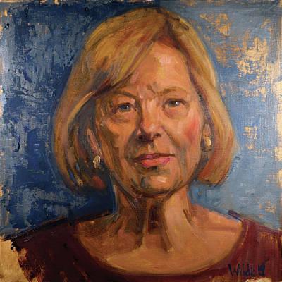 Painting - 110 Anne by Pamela Wilde