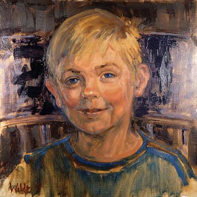 Painting - 113 Owen by Pamela Wilde