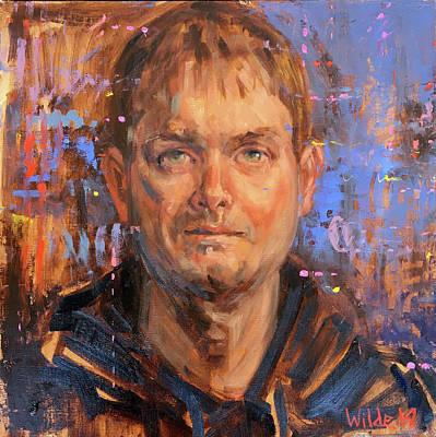 Painting - 118 Kyle by Pamela Wilde