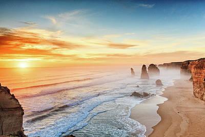 Photograph - 12 Apostles - Great Ocean Road by Daniel Osterkamp