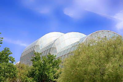 Beaches And Waves Rights Managed Images - Biosphere 2 Royalty-Free Image by Chris Smith