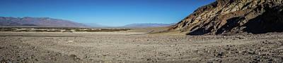 Photograph - Death Valley National Park Scenes In California by Alex Grichenko