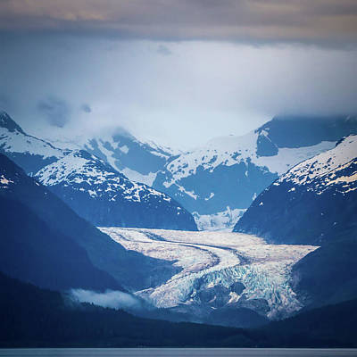 Photograph - Alaskan Vast Landscape During Summer Season In June by Alex Grichenko