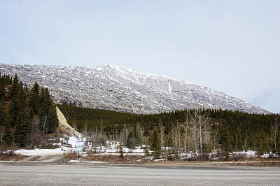 Vermeer Rights Managed Images - Alaska Military Highway British Columbia, Canada Royalty-Free Image by Robert Braley