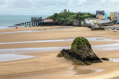 Photograph - Tenby - Wales by Joana Kruse