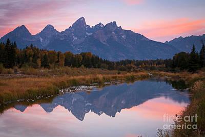Photograph - 1473 Schwabacher Landing Sunset by Steve Sturgill