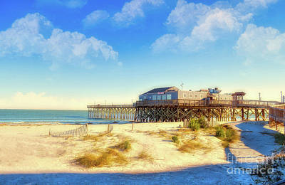Photograph - 14th Avenue Pier by Kathy Baccari